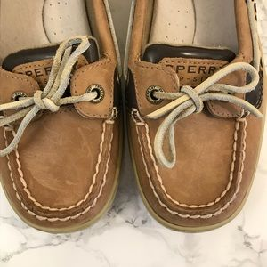 Sperry Shoes - Sperry Top Sider Angelfish Leopard Boat Shoes 6.5